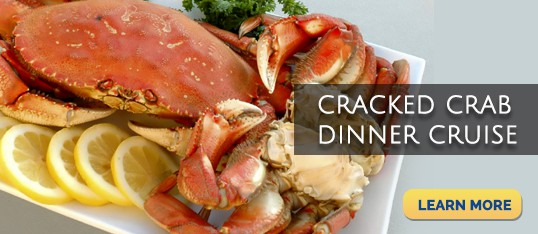 Cracked Crab Dinner Cruise