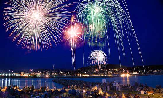 4th Of July Fireworks And Dinner Cruise San Juan Cruises