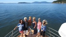 la-conner-deception-pass-cruise-passengers-bow-salish-sea